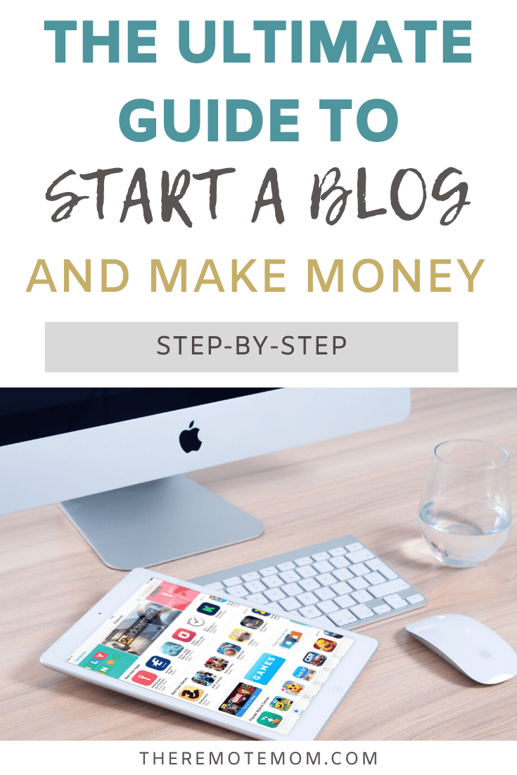 Start a profitable blog in 2020