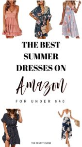 The 32 Best Summer Dresses Under $40 On Amazon